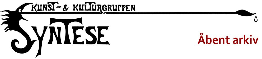 Kunst- og kulturgruppen Syntese (Logo)